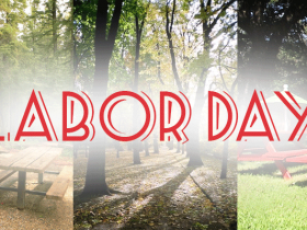 Labor Day Collage