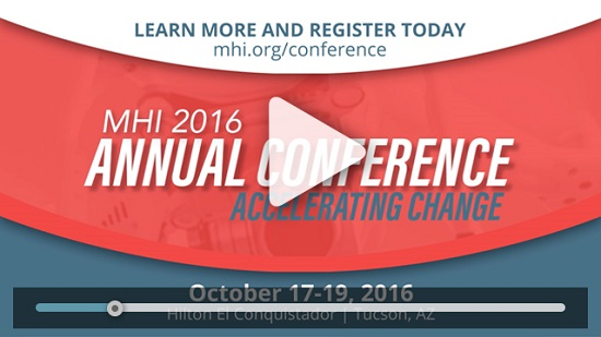 MHI Annual Conference 2016