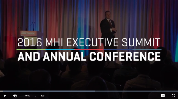 2016 MHI Executive Summit and Annual Conference