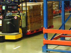 Autonomous Warehouse Transportation
