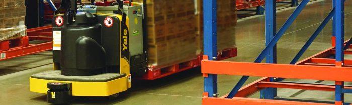 Autonomous Warehouse Transportation