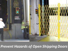 Open Shipping Doors