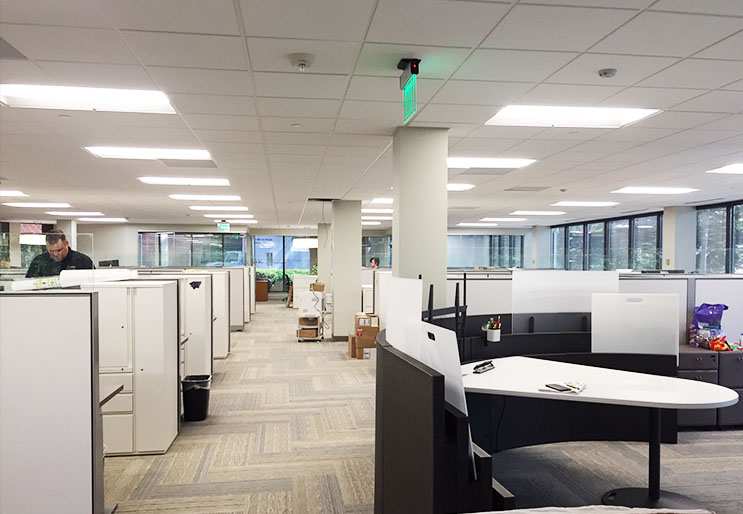 MHI Office Space Renovation