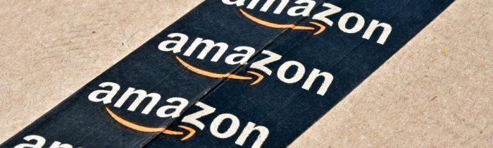 Amazon AGVs