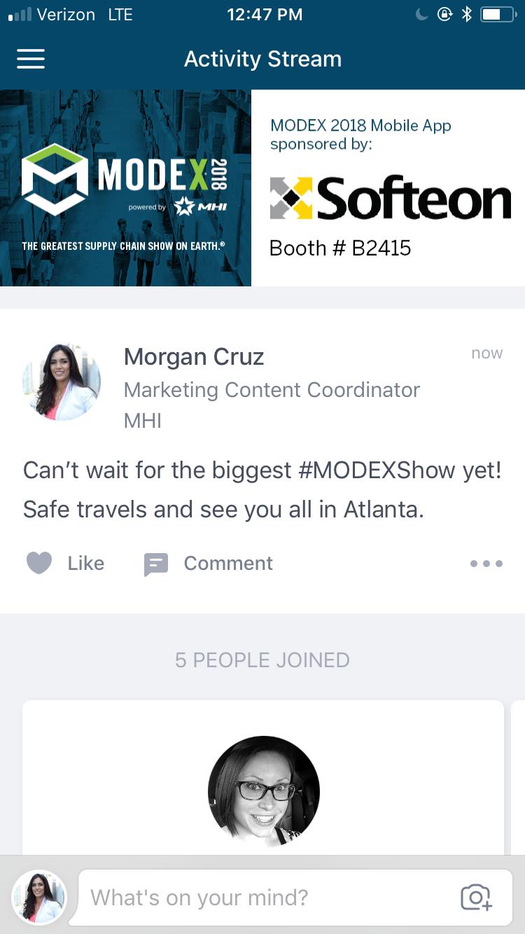 MODEX Mobile App