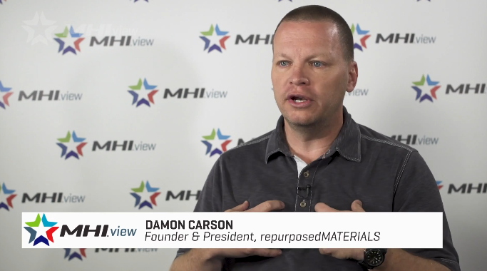 New MHI View Video: Reducing Costs with Repurposed Materials - MHI Blog