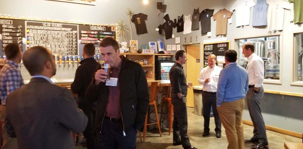 Charlotte regional meeting at Blue Blaze Brewery