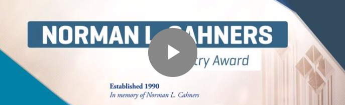 Norman L. Cahners Award: David Reh