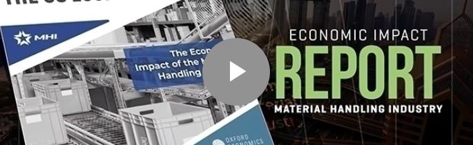 Material Handling Economy Report