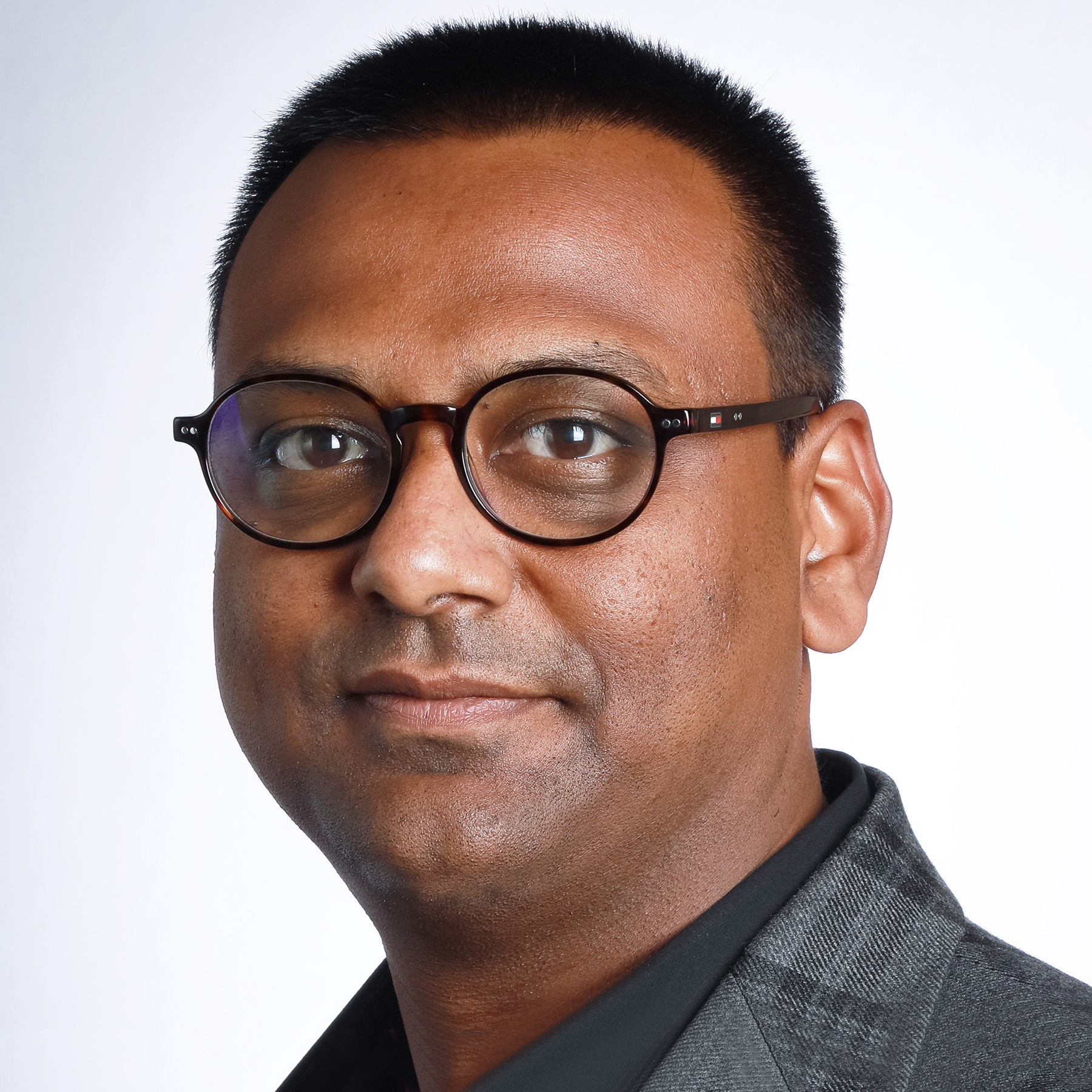 Ashish Shah, Senior Director, User Experience, GEP
