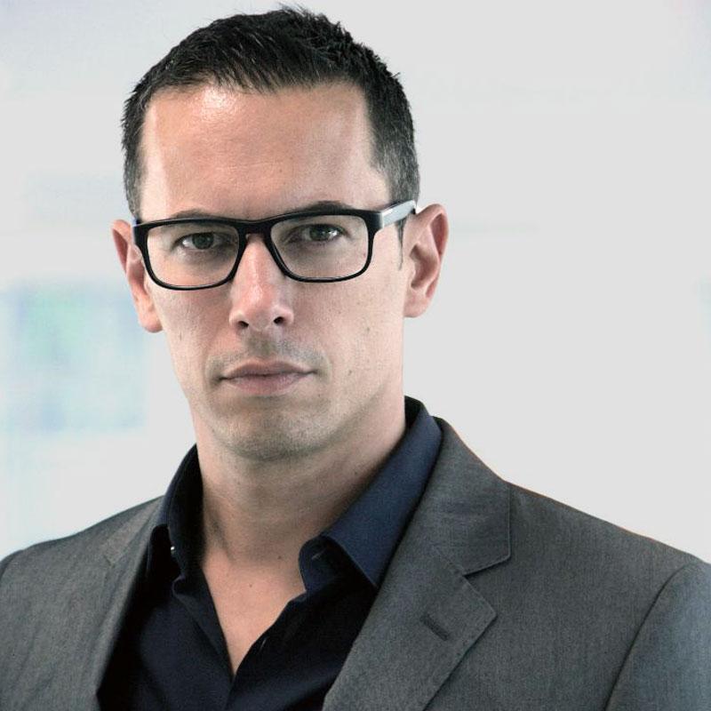 Olivier Oulliet, Ph.D., President, EMOTIV