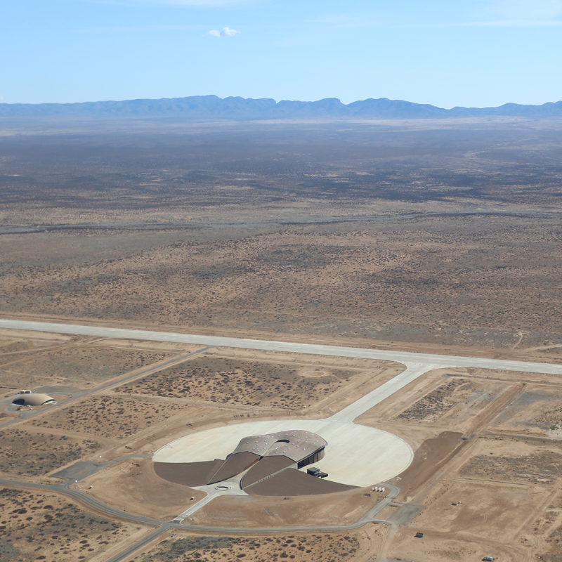 New Mexico Spaceport Authority